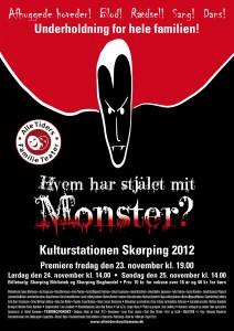 2012 Hvem har stjålet mit monster?