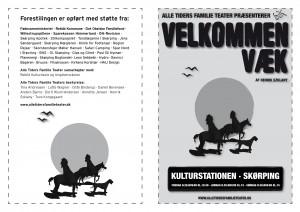 2008 program Velkommen Væk