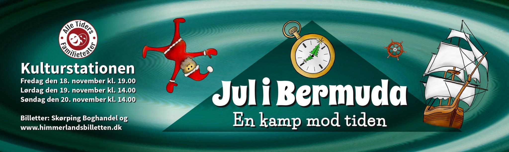 Jul i Bermuda banner