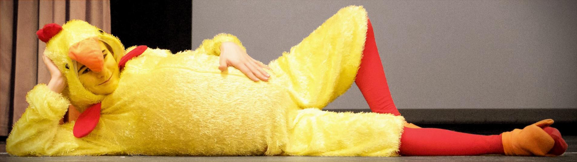 pinup-kylling